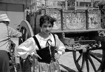 Sicilia 1958 - Reportage sulla Sicilia: persone, luoghi, folklore.